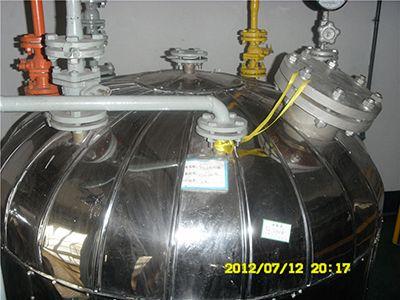 反应釜保温施工