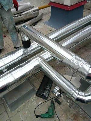 管道铁皮保温优势