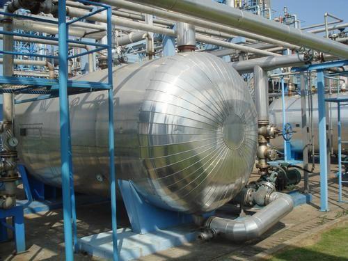 合格反应釜铁皮保温工程
