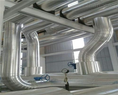 管道铁皮保温工程价格