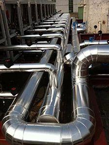 高品质管道保温