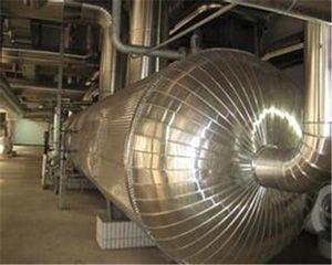 反应釜铁皮保温热线